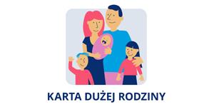 Logo Karty Dużej Rodziny