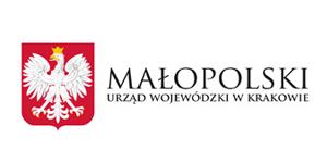 Logo Małopolskiego Urzędu Wojewódzkiego w Krakowie
